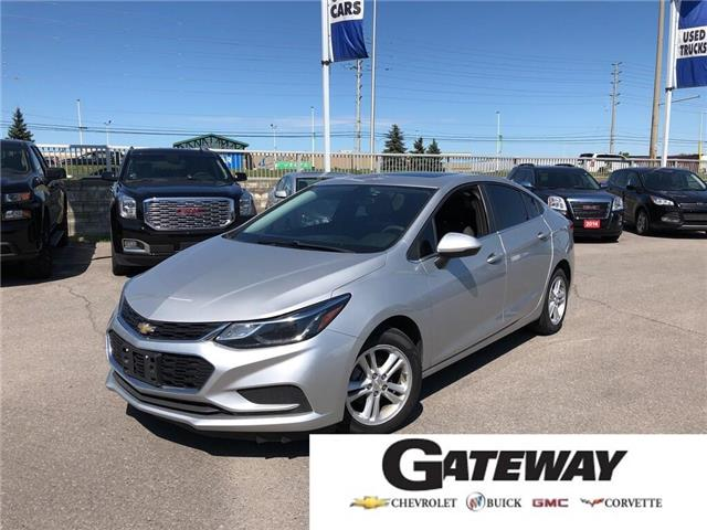 2017 Chevrolet Cruze LT|SUN&SOUND|BLUETOOTH|REAR CAM| (Stk: 227131A) in BRAMPTON - Image 1 of 1