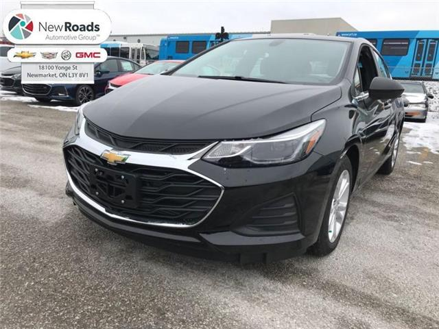 2019 Chevrolet Cruze LT (Stk: S555616) in Newmarket - Image 1 of 20