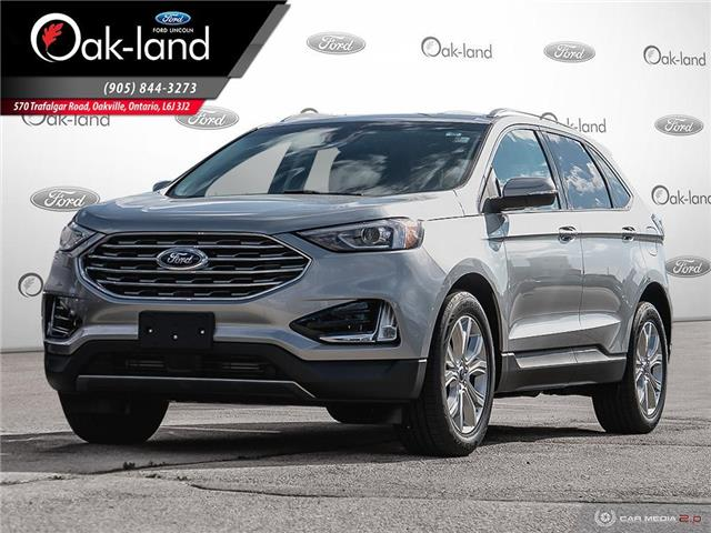 2020 Ford Edge Titanium (Stk: 0D004) in Oakville - Image 1 of 25