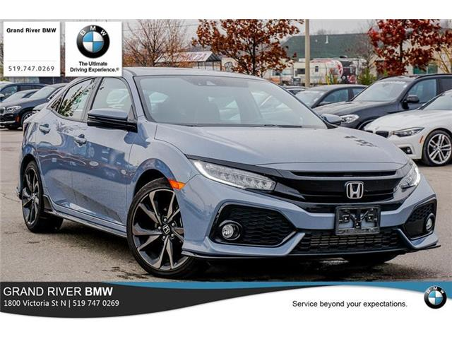 2019 Honda Civic Sport Touring (Stk: PW5085A) in Kitchener - Image 1 of 22