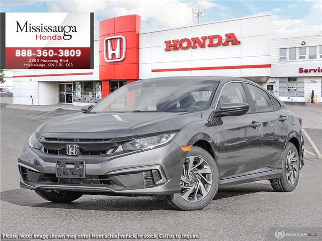 2020 Honda Civic EX (Stk: 327347) in Mississauga - Image 1 of 23