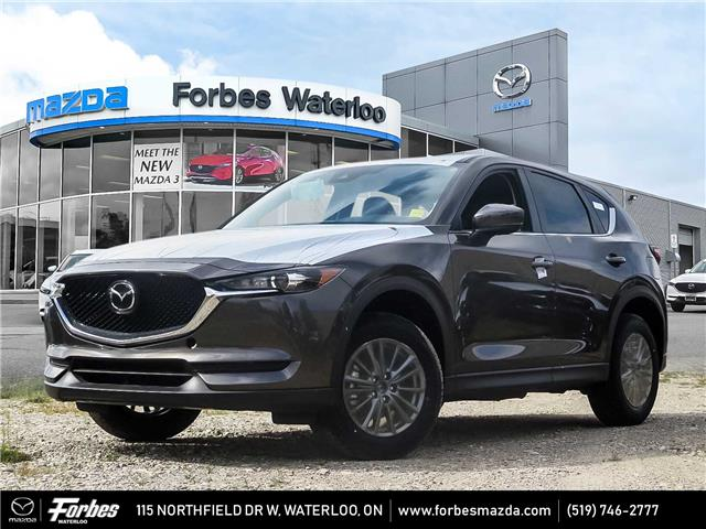 2019 Mazda CX-5 GS (Stk: M6488) in Waterloo - Image 1 of 13