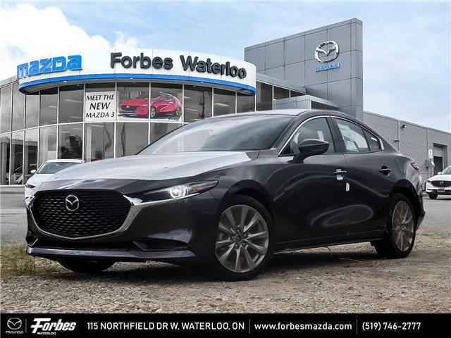 2019 Mazda Mazda3 GT (Stk: A6631) in Waterloo - Image 1 of 14