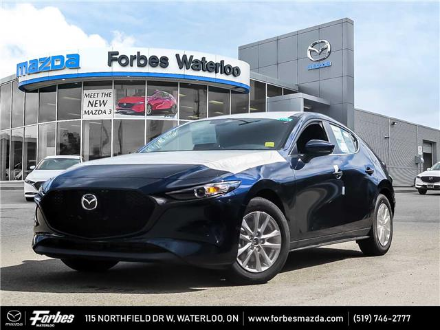 2020 Mazda Mazda3 Sport GS (Stk: A6741) in Waterloo - Image 1 of 12