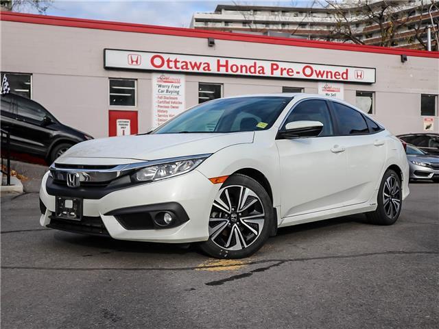 2016 Honda Civic EX-T (Stk: 32703-1) in Ottawa - Image 1 of 26