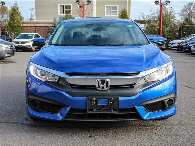 2017 Honda Civic EX (Stk: H8015-0) in Ottawa - Image 2 of 26