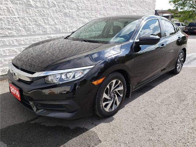 2016 Honda Civic EX (Stk: 19P186) in Kingston - Image 1 of 27