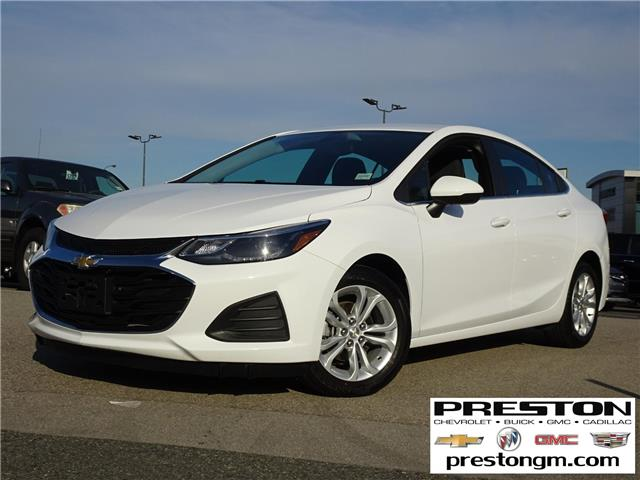 2019 Chevrolet Cruze LT (Stk: X28231) in Langley City - Image 1 of 27