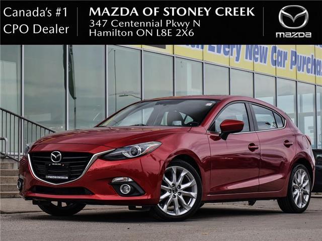 2016 Mazda Mazda3 Sport GT (Stk: SU1459) in Hamilton - Image 1 of 24