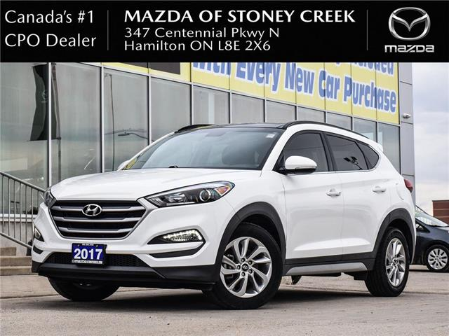 2017 Hyundai Tucson Luxury (Stk: SN1393A) in Hamilton - Image 1 of 21