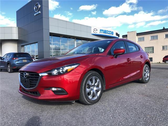 2017 Mazda Mazda3 Sport GX (Stk: 19p070) in Kingston - Image 1 of 15