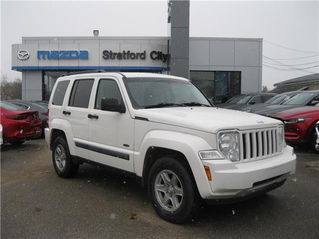 2008 Jeep Liberty Sport (Stk: 19087B) in Stratford - Image 1 of 8