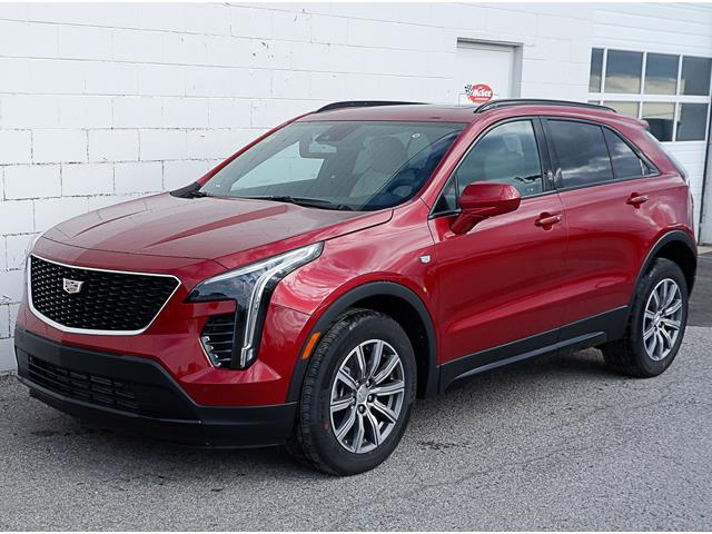 2020 Cadillac XT4 Sport (Stk: 20116) in Peterborough - Image 1 of 3