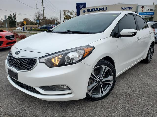2016 Kia Forte 2.0L EX (Stk: 19S1337A) in Whitby - Image 1 of 23