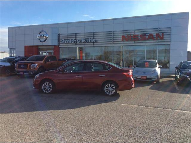 2017 Nissan Sentra 1.8 SV (Stk: P2026) in Smiths Falls - Image 1 of 13