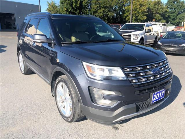 2017 Ford Explorer Limited (Stk: J1381A) in Cornwall - Image 1 of 28