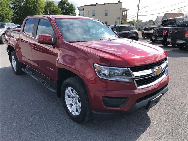 2017 Chevrolet Colorado LT (Stk: 19211A) in Cornwall - Image 1 of 27