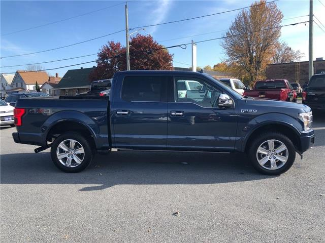 2019 Ford F-150 Platinum (Stk: C023A) in Cornwall - Image 2 of 28