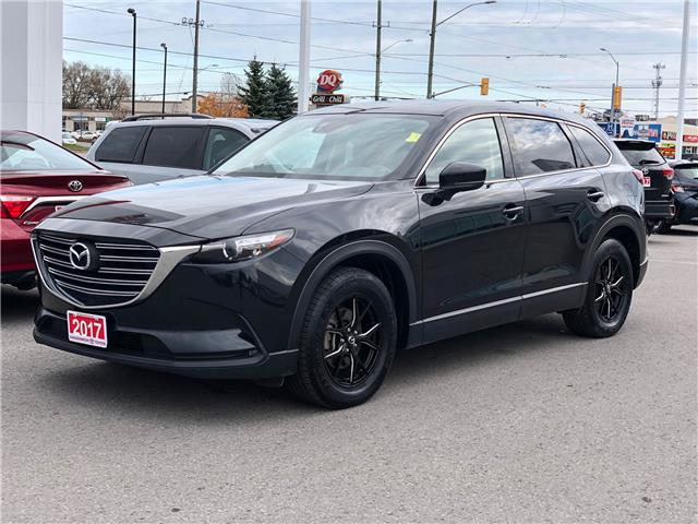 2017 Mazda CX-9 GS-L (Stk: TW019A) in Cobourg - Image 1 of 21