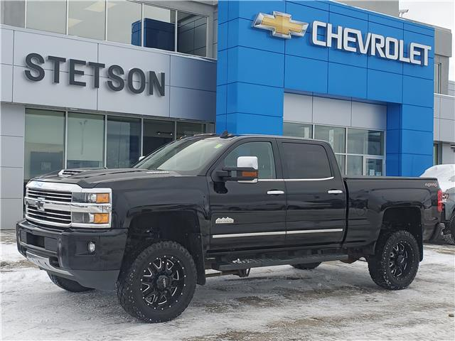 2017 Chevrolet Silverado 3500HD High Country (Stk: 20-090A) in Drayton Valley - Image 1 of 14