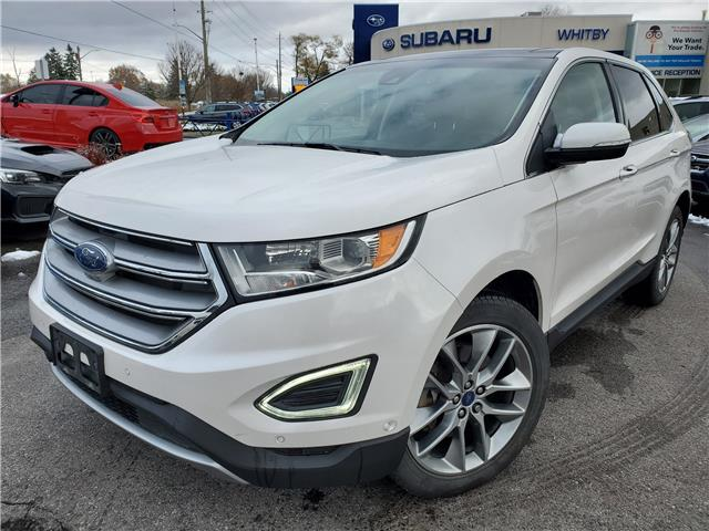 2017 Ford Edge Titanium (Stk: 20S56A) in Whitby - Image 1 of 26