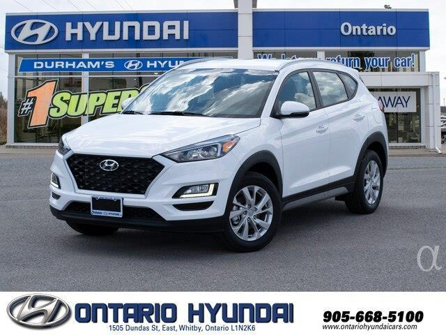 2020 Hyundai Tucson Preferred w/Sun & Leather Package (Stk: 118007) in Whitby - Image 1 of 20