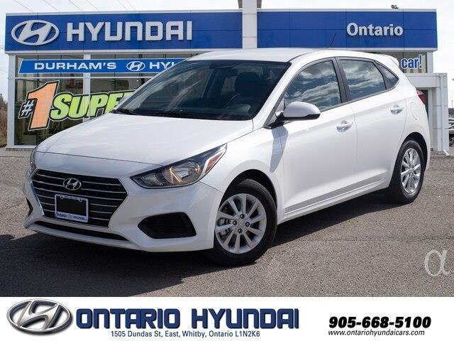 2020 Hyundai Accent ESSENTIAL (Stk: 096939) in Whitby - Image 1 of 18