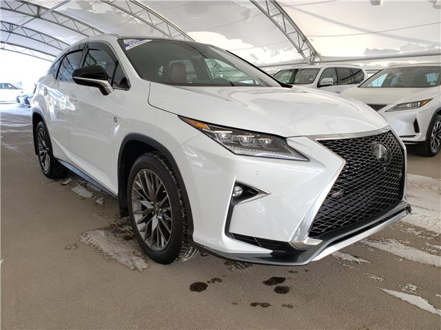 2019 Lexus RX 350 Base (Stk: L20123A) in Calgary - Image 1 of 25