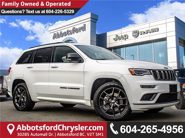 2019 Jeep Grand Cherokee Limited (Stk: AB0943) in Abbotsford - Image 1 of 29