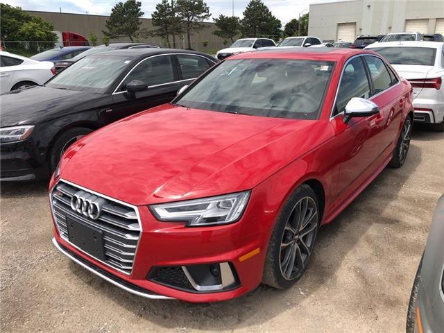 2019 Audi S4 3.0T Technik (Stk: 50244) in Oakville - Image 1 of 5