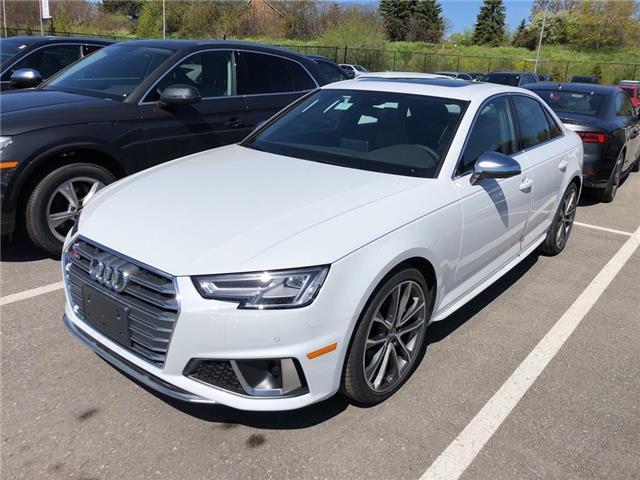 2019 Audi S4 3.0T Technik (Stk: 50639) in Oakville - Image 1 of 5