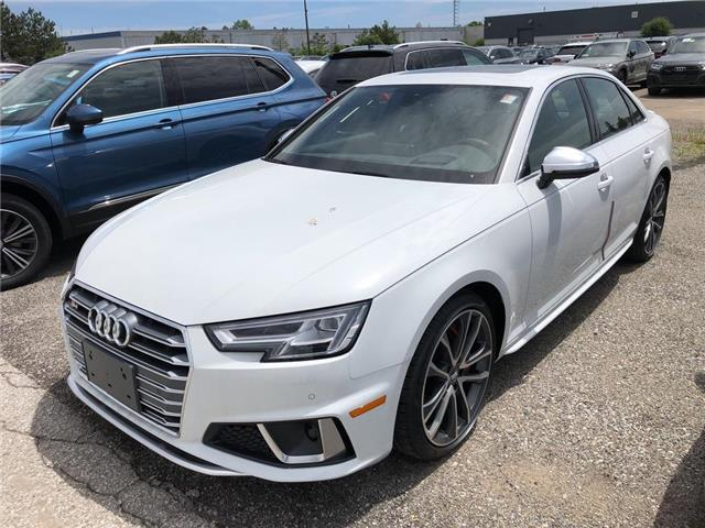 2019 Audi S4 3.0T Technik (Stk: 50759) in Oakville - Image 1 of 5
