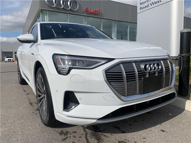 2019 Audi e-tron 55 Technik (Stk: 51143) in Oakville - Image 1 of 19