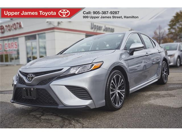 2019 Toyota Camry SE (Stk: 83982) in Hamilton - Image 1 of 21