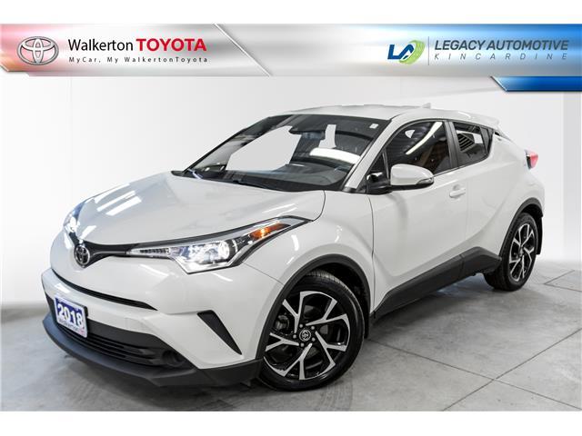 2018 Toyota C-HR XLE (Stk: P9141) in Walkerton - Image 1 of 16