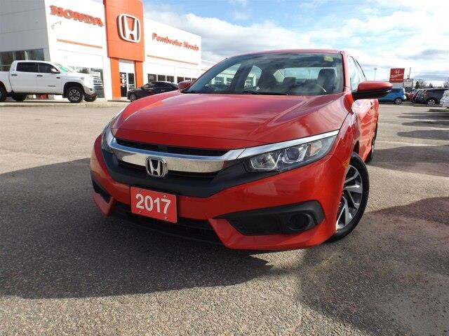 2017 Honda Civic EX (Stk: P7446) in Pembroke - Image 1 of 29