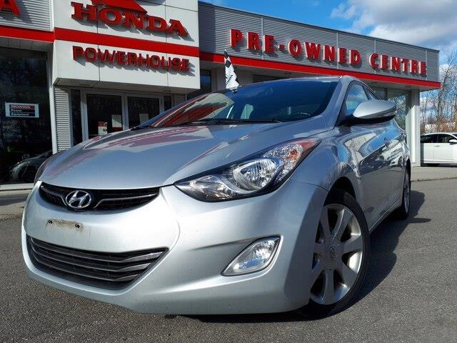 2013 Hyundai Elantra Limited (Stk: E-2264A) in Brockville - Image 1 of 28