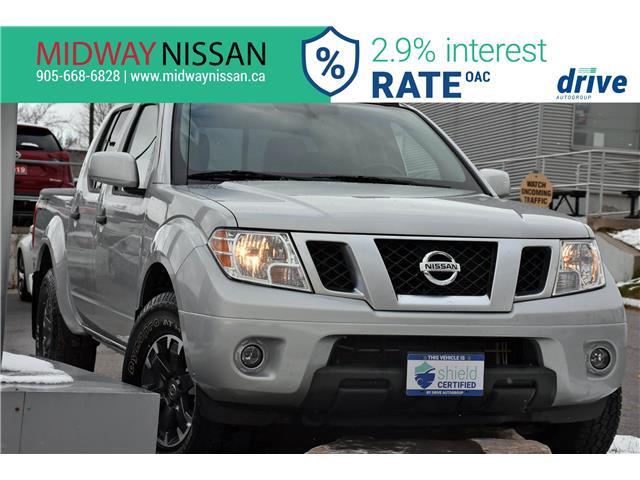 2019 Nissan Frontier PRO-4X 1N6AD0EV2KN760169 U1926R in Whitby