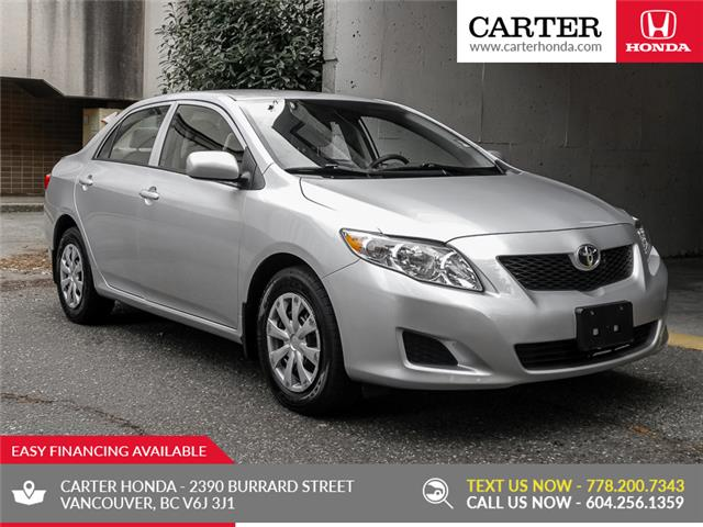 2010 Toyota Corolla CE (Stk: B60700) in Vancouver - Image 1 of 22