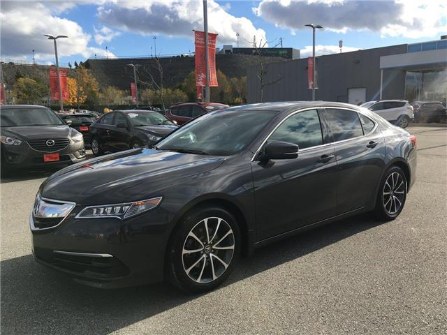 2015 Acura TLX Tech (Stk: P800231) in Saint John - Image 1 of 43
