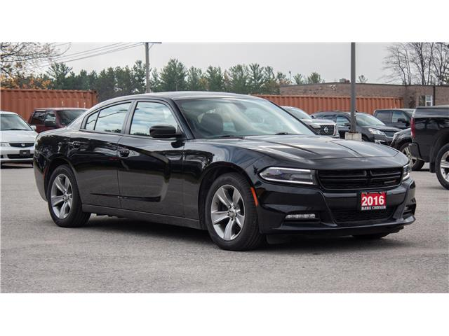 2016 Dodge Charger SXT (Stk: 10555A) in Innisfil - Image 1 of 7