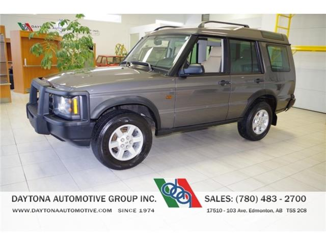 2003 Land Rover Discovery S (Stk: 2751) in Edmonton - Image 1 of 18