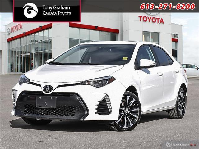 2017 Toyota Corolla SE (Stk: M2762) in Ottawa - Image 1 of 30