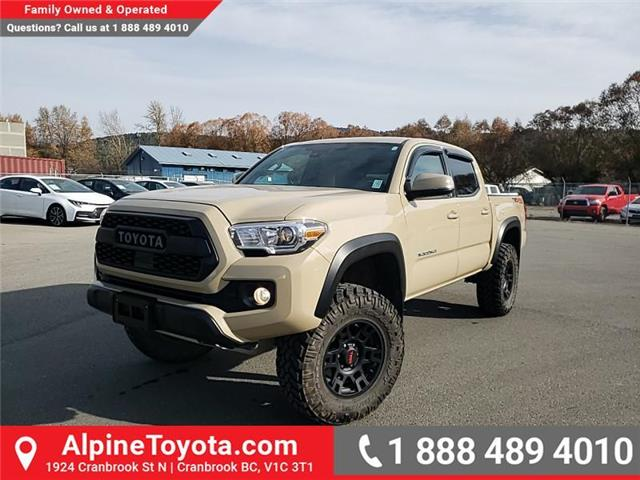 2018 Toyota Tacoma TRD Off Road (Stk: X213088A) in Cranbrook - Image 1 of 24