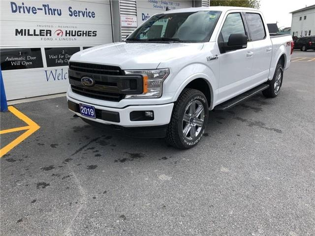 2019 Ford F-150 XLT (Stk: 19183) in Cornwall - Image 1 of 12