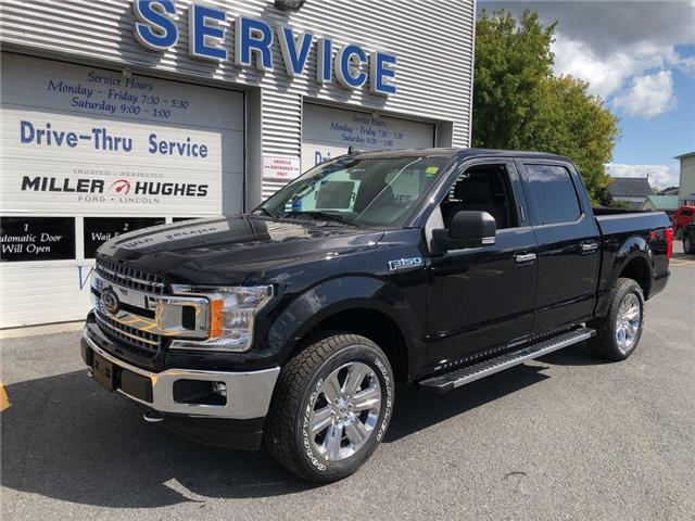 2019 Ford F-150 XLT (Stk: 19347) in Cornwall - Image 1 of 11