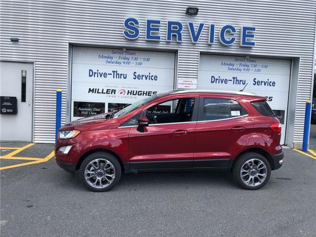 2019 Ford EcoSport Titanium (Stk: 19349) in Cornwall - Image 2 of 11