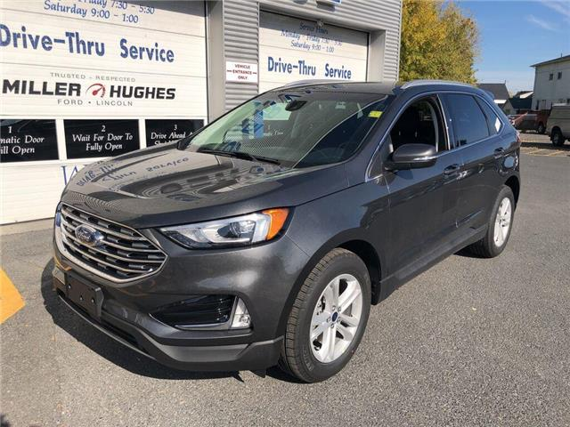 2019 Ford Edge SEL (Stk: 19374) in Cornwall - Image 1 of 11