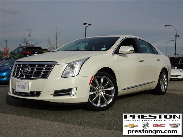 2014 Cadillac XTS Luxury (Stk: X27872) in Langley City - Image 1 of 27