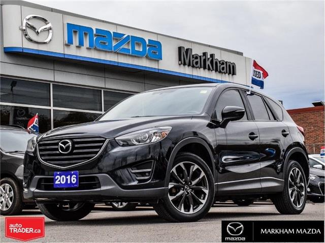2016 Mazda CX-5 GT (Stk: H190715A) in Markham - Image 1 of 28